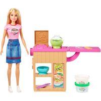 GHK43_001w Set de joaca Barbie, Pregateste noodles