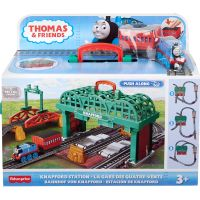 GHK74_001w Set de joaca motorizat Thomas and Friends, Gara Knapford