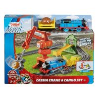 GHK83_001w Set de joaca motorizat Thomas and Friends, Macaraua Cassia