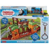 GHK84_001w Set de joaca motorizat Thomas and Friends, Traverseaza podul