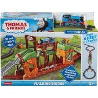 GHK84_001w Set de joaca motorizat Thomas and Friends, Traverseaza podul