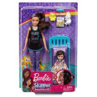 GHV88_001w Papusa Barbie Family, Mergem la nani