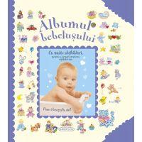 Editura Girasol - Albumul bebelusului