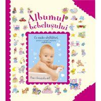 EG5242_001 Albumul bebelusului Girasol, Roz