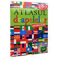 Girasol - Atlasul drapelelor cu abtibilduri