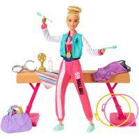 GJM72_001w Set de joaca Barbie, Gimnasta GJM72