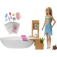 GJN32_001w Set de joaca Barbie, Relaxarea in cada