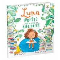 Luna iubeste ziua de mers la biblioteca, Joseph Coelho