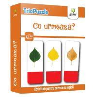 Editura Gama, Triopuzzle, Ce urmeaza?