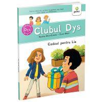 Cadoul pentru Lia, Clubul dislexicilor