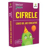 Editura Gama, Carti de joc educative Junior, Cifrele