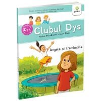 Angela si trambulina, Clubul dislexicilor