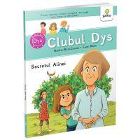 Secretul Alinei, Clubul dislexicilor