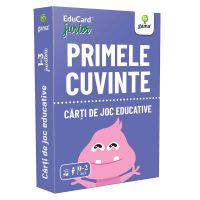 Editura Gama, Carti de joc educative Junior, Primele cuvinte