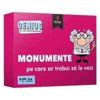 Editura Gama, Genius. Monumente pe care ar trebui sa le vezi