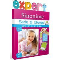 Editura Gama, Scrie si sterge Expert Romana, Sinonime