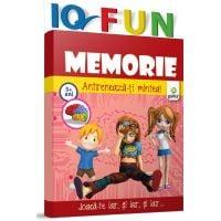 Editura Gama, IQ FUN Memorie