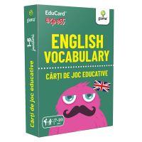 Editura Gama, Carti de joc educative Expert, English Vocabulary
