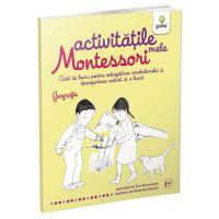 Geografie, Activitatile mele Montessori, Eve Herrmann