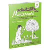 Natura si botanica, Activitatile mele Montessori, Eve Herrmann