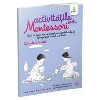 Animale si insecte, Activitatile mele Montessori, Eve Herrmann