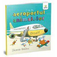 GM8218_001w O zi in aeroportul animalelor, Sharon Rentta