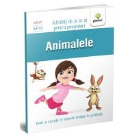Carte Editura Gama, Animalele 3-5 ani, Activitati de zi cu zi