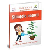 Carte Editura Gama, Stiintele naturii 5-6 ani, Activitati de zi cu zi