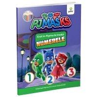 Carte Editura Gama, Eroii in pijama te invata numerele
