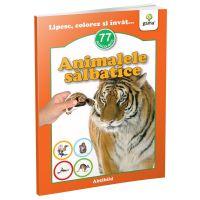 Animale salbatice, Abtibild