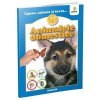 GM9518_001w Animale domestice, Abtibild