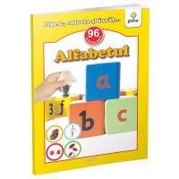 GM9570_001w Alfabetul, Abtibild
