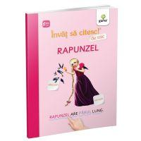Rapunzel, Invat sa citesc de mic