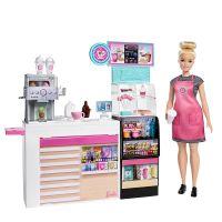 GMW03_001w Set de joaca Barbie, Cafeneaua