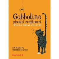 Gobbolino, pisoiul vrajitoarei, Ursula Moray Williams