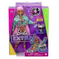 GXF09_001w 0887961955002 Papusa Barbie Extra Style, Pink Braids (2)