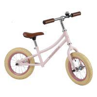 H10428_001 Bicicleta de echilibru Hudora Retro, Roz