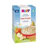 H113584_001w Cereale cu mar Hipp Fine Fruits, 250 g, 6 luni+
