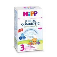 H134039_001w Lapte praf de crestere Junior Combiotic Hipp 3, 500 g, 1 an+