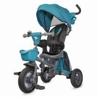 H2019100130_001 Tricicleta multufunctionala 4 in 1 Dhs Baby Hapi Neo, Albastru