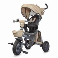 H2019100144_001 Tricicleta multufunctionala 4 in 1 Dhs Baby Hapi Neo, Bej