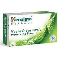 HI 1962_001w Sapun neem si turmeric protector Himalaya, 75 g