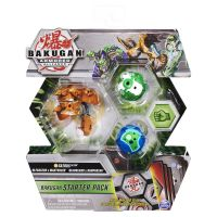 6055886_027w Set Bakugan Armored Alliance, Sairus Ultra, Fangzor x Mantonoid, Howlkor x Ramparian 20125410