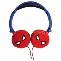 HP010SP_001w Casti audio cu fir pliabile, Spiderman
