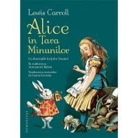 HU000086-1_001w Carte Editura Humanitas, Alice in Tara Minunilor, Lewis Carroll