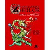 HU000878-2C_001w Carte Editura Humanitas, Enciclopedia zmeilor, Mircea Cartarescu