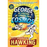HU001063-4_001w Carte Editura Humanitas, George in cautare de comori prin Cosmos, Stephen Hawking