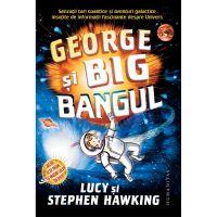HU001064-4_001w Carte Editura Humanitas, George si Big Bangul, Stephen Hawking