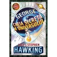 HU001065-4_001w Carte Editura Humanitas, George si cheia secreta a universului, Stephen Hawking