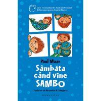 HU002137-2_001w Carte Editura Humanitas, Sambata cand vine Sambo, Paul Maar